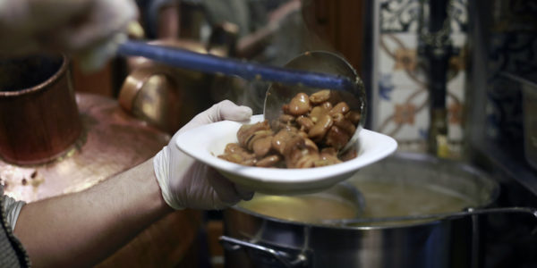 Une passerelle vers le vieux Damas dans la vieille ville d'Istanbul – Backstreets Culinary