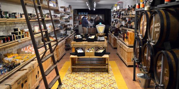Un magasin dédié exclusivement aux Conservas de Gràcia – Backstreets Culinary
