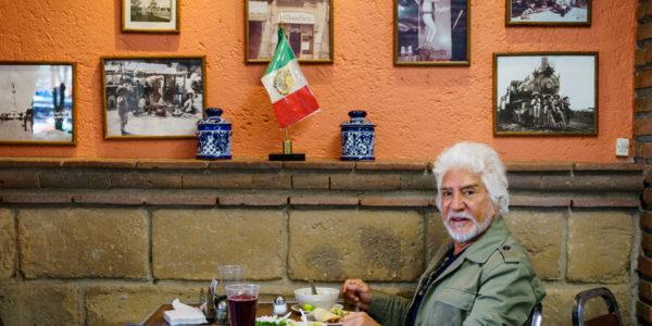 Un centenaire de tacos à Mexico – Arrière-plans culinaires