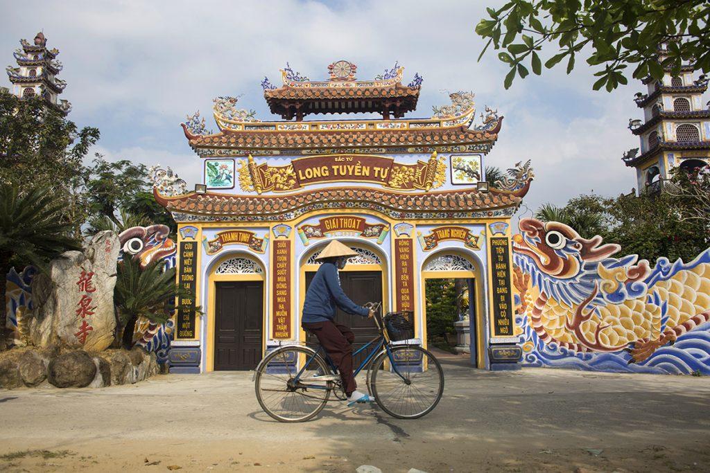 Temple boudhiste, Hoi An, Vietnam, © Marta Nascimento