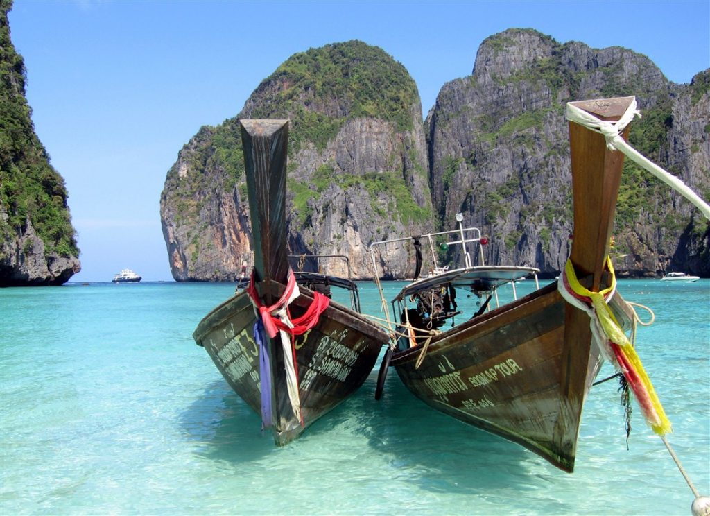 Koh Phi Phi - Thaïlande © Valerie Villet