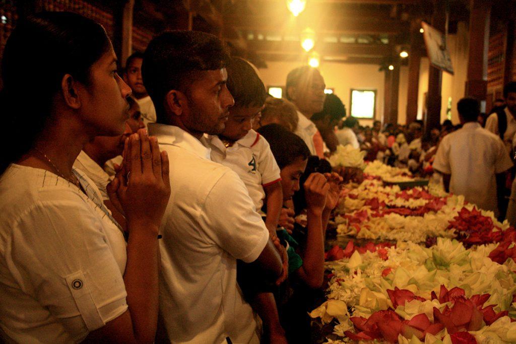 Cérémonie de la Dent - Kandy - Sri Lanka © Marie Joffres