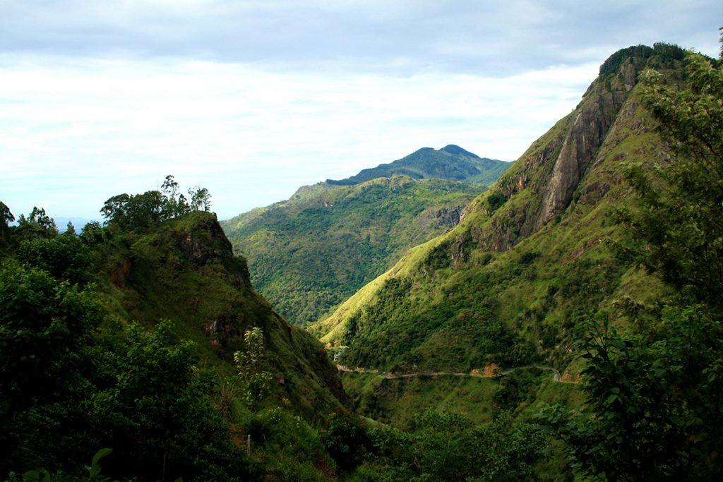 Litlle Adams Peak - Sri Lanka © Marie Joffres