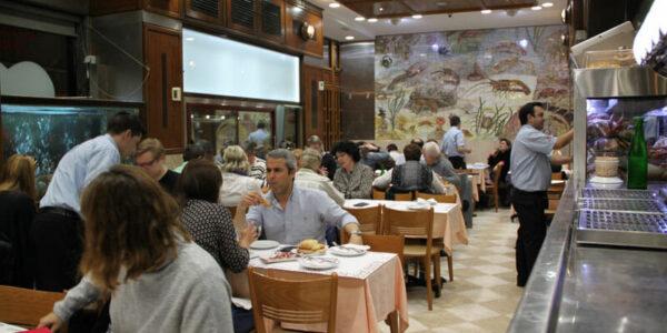 Cervejaria Ramiro : une institution de fruits de mer dans l'Intendente de Lisbonne